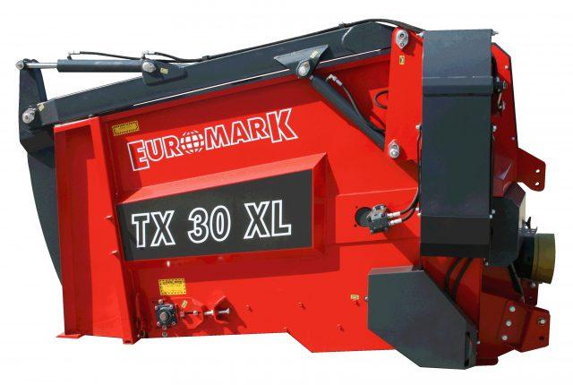 TX30XL Profile view