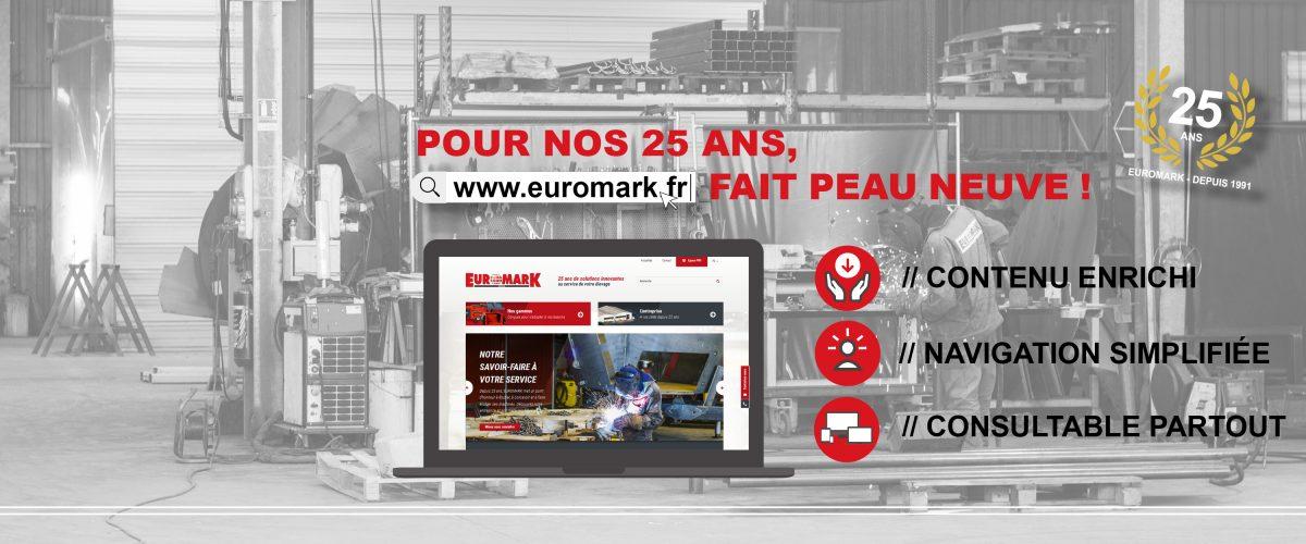 www.euromark.fr fait peau neuve !