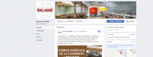 EUROMARK page Facebook officielle
